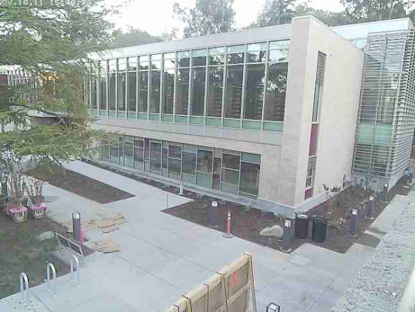 Crossville's NOW series selected for Los Gatos Library exterior cladding