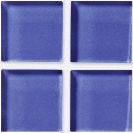 Crossville Porcelain Tile - Glass Blox - Bright Solids Amethyst