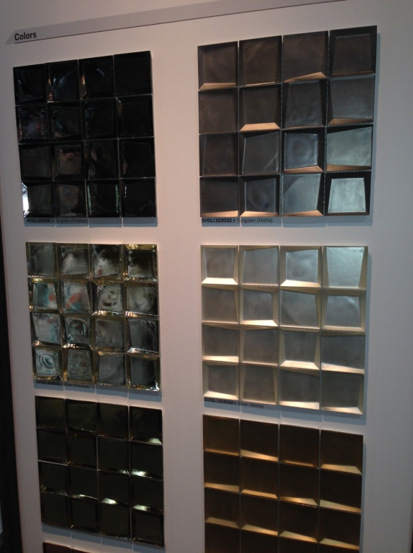 Sideview Glass Mosaics