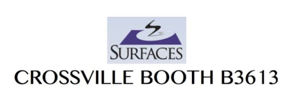 Crossville Surfaces Booth B3613