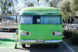 Vintage Travel Trailer Show