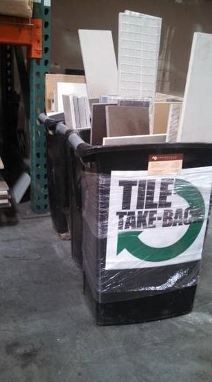 Crossville Tile Take Back Program