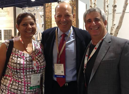 Crossville and Customers at Coverings 2014