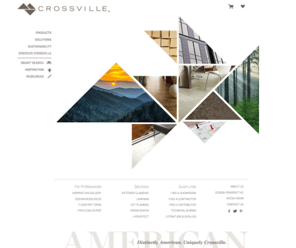 Crossville New Website Design Launch