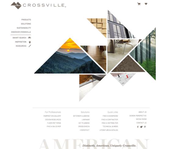 Crossville New Website Design Launch
