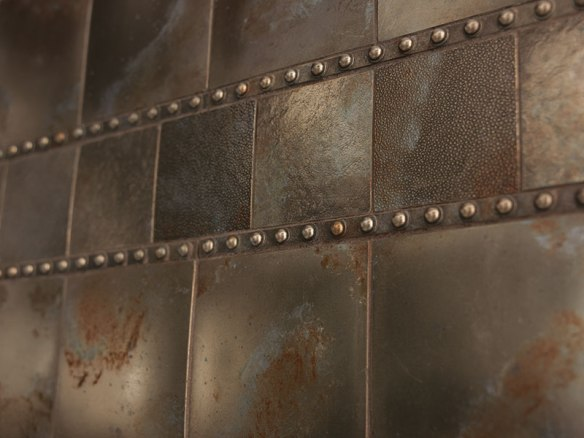 Mixology wall tile
