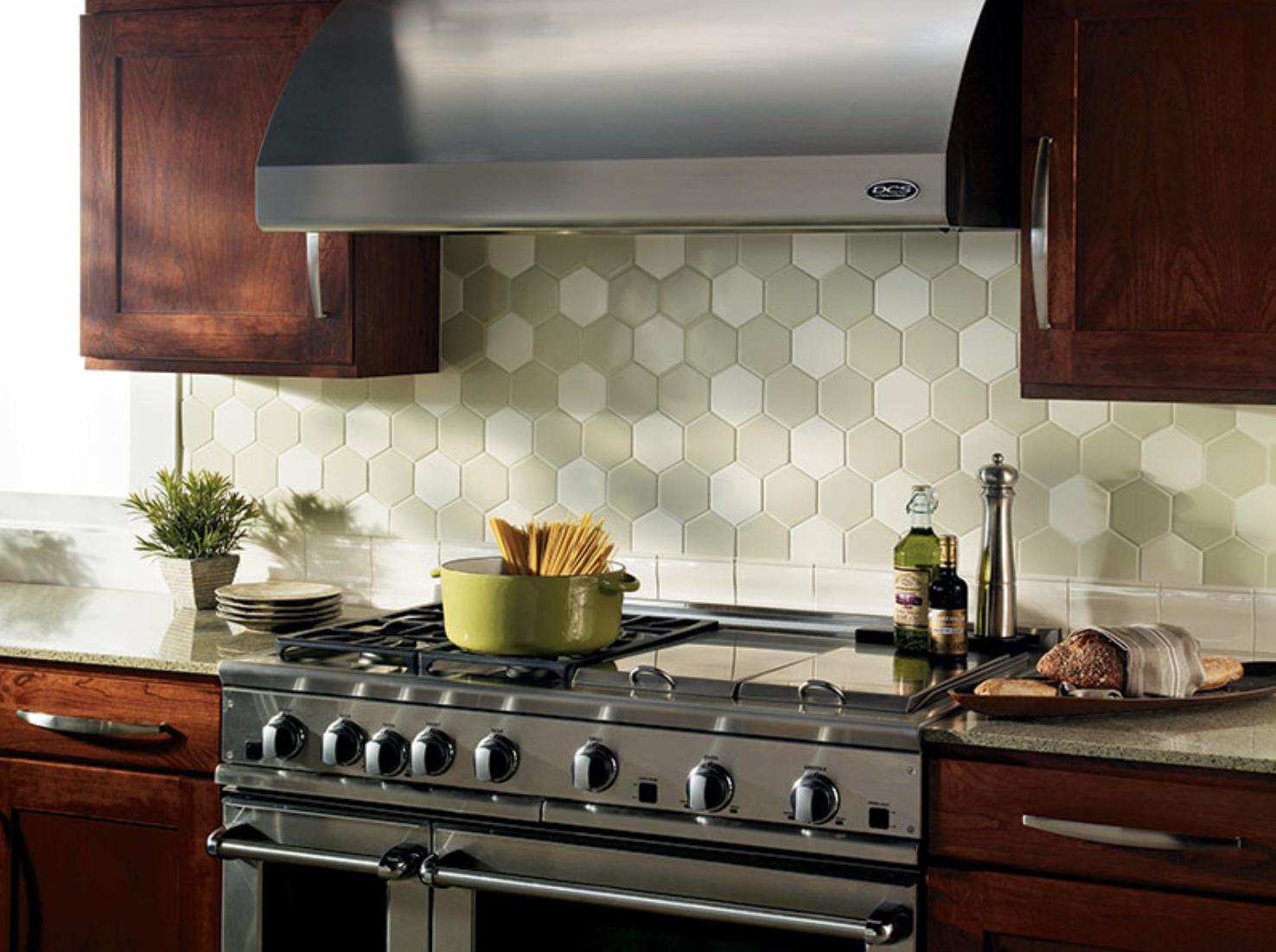 Backsplash Patterns for the Kitchen