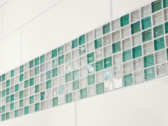 Origins glass tile mosaic