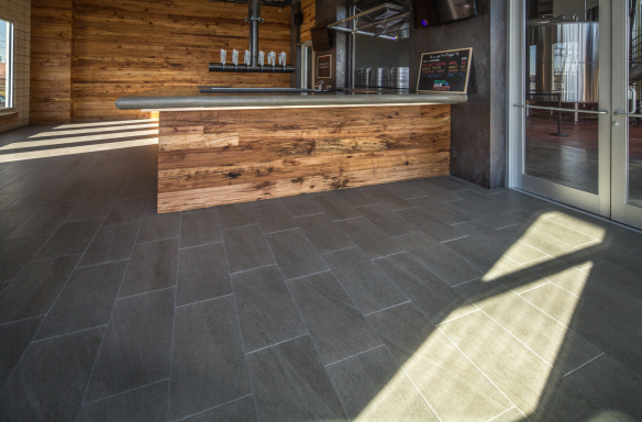 Crossville Tile in Texas Ale Project