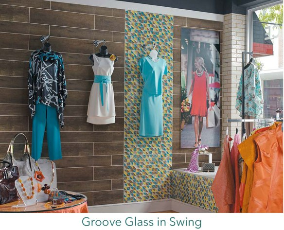 Groove Glass in Swing